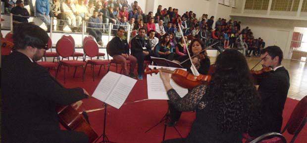 Concierto Huachalalume